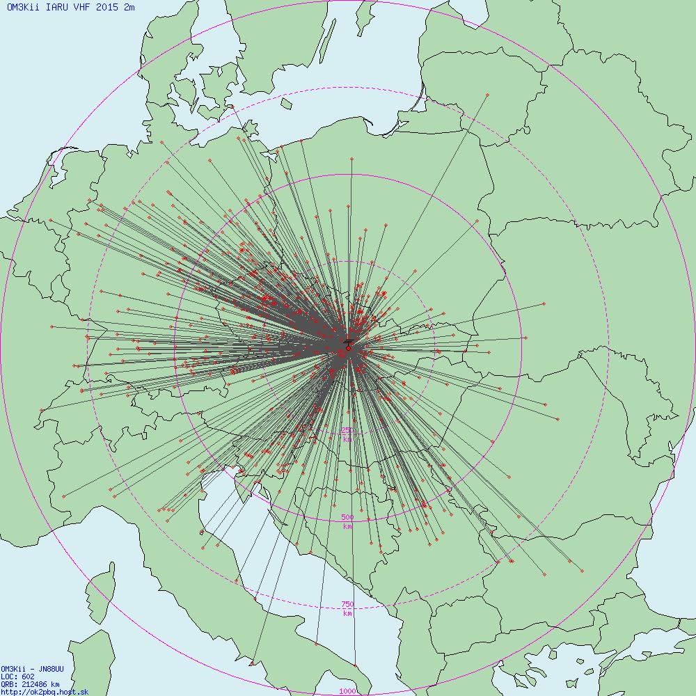 iaru vhf 2015 2m